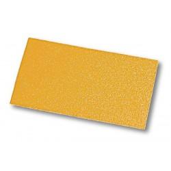 ARKUSZ GOLD 115x280 MM, GR.40