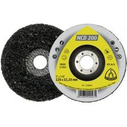 Ściernica talerzowa z włókniny NCD 200 125 mm KLINGSPOR 259044