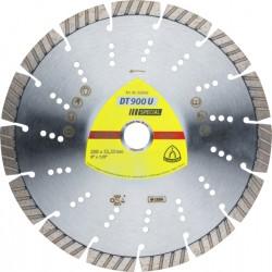 Tarcza diamentowa DT900U do materiałów budowalnych 180*22,2 325028