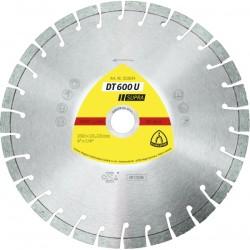 Tarcza diamentowa DT600U 125X22,2 KLINGSPOR 322631